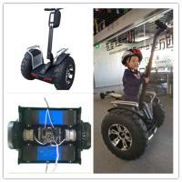 Wholesale EcoRider Electric Self Balancing Scooters Two Wheels Double Battery 21 Inch Tire Size from china suppliers