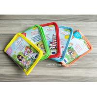 Buy cheap Cute Carton Print Transparent PEVA Stationery Pouch Stationery Zipper Storage Pouch from wholesalers