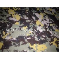 Wholesale Professional Camouflage PE / EVA foam rubber sheets insole / outsole use from china suppliers