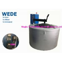 Wholesale 100kgs To 1000kgs Cold Chamber Die Casting MachineAluminum Liquid Melting Electric Oven from china suppliers