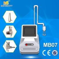 Quality Pachulosis Removal Co2 Fractional Laser for sale