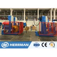 Wholesale High Speed Steel Wire Winding Machine , Automatic Cable Winding Machine from china suppliers