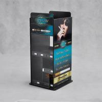 Wholesale E - cigarettes Acrylic Display Stands More compartments Printing Full Color Logo from china suppliers