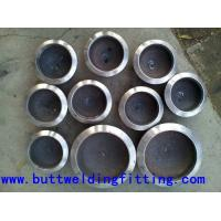 Carbon Steel / SS Butt Weld Pipe Cap ASTM A403 WP304 / 304L WP316 / 316L for sale