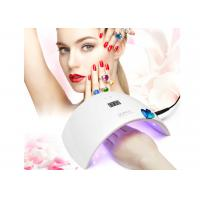 Wholesale Auto Sensor SUN9s Nail Dryer Machine 24W Nature Sun Shellac Nail Light from china suppliers