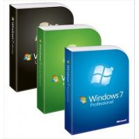 Wholesale Professional Win 7 Home Premium Product Key , Windows 7 Upgrade Key Retail Box from china suppliers