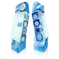 Wholesale Watch Display Stand Cardboard Free standing Display Unit from china suppliers