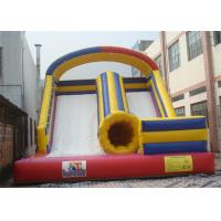 Wholesale EN14960 Kid Playing Commercial Inflatable Combo Slide With Waterproof PVC from china suppliers