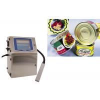 China Intelligent Stainless Steel Industrial Inkjet Printer Automatic Numbering Machine on sale