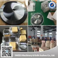 Wholesale Circular / Round Paper Cutter Replacement Blades +-50 Micron Precision from china suppliers