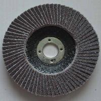 Wholesale High temperature fused Aluminum Oxide High Density Abrasive Flap Discs Conical Fiber from china suppliers