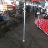 Wholesale Formwork Hot Dipped Galvanized Steel Jack Post from china suppliers