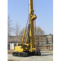 Buy cheap TH -60 Electro Hydraulic Track Pile Driving Rig Core Drill Machine Yellow from Wholesalers