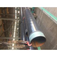 Wholesale DN 500 ASTM A106 Coated Steel Pipe CSA Z245.21 3L PE Coating Bevelled End from china suppliers
