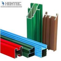 Wholesale Customerized Aluminum Window Extrusion Profiles Wooden Finished 6005 / 6061 / 6063 from china suppliers