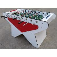 Quality Manufacturer Soccer Table Football Table For Family And Club Play Fashionable Style for sale