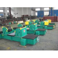Wholesale Steel Pipe Welding Rotator / Turning Rolls 80 Ton Lead Screw Adjustable from china suppliers