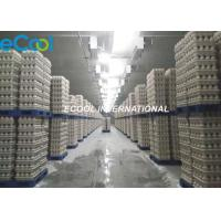 China High Efficient Long Term Egg Storage / Anti Fog Walk In Cold Storage Room for sale