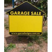Wholesale Garage Sale Signs from china suppliers