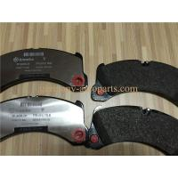 Wholesale 95835193901 Front Brake Pad Set Porsche 958 VW Touareg 7P0698151 Height 94.4mm from china suppliers