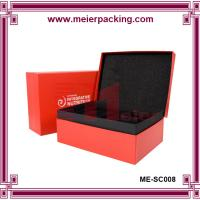 Wholesale Custom hing lid paper box, rigid paper cardboard packaging box ME-SC008 from china suppliers