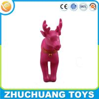 Quality cartoon deer noise maker bulk traditional christmas gifts crafts for sale