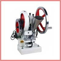 China Electric Single Punch Tablet Press Machine 6000 Tablets  / Hour Easy To Operate on sale