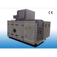 Wholesale 6000m³/h 5.6kw Desiccant Wheel Dehumidifier For Air Humidity Control from china suppliers