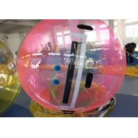 Wholesale Colorful Large Water Blow Up Toys Inflatable Water Running Ball EN71 from china suppliers