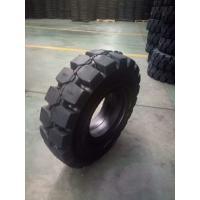 China forklift solid tire solid tye 300-15, 1200-20,1200-24,1400-24 on sale