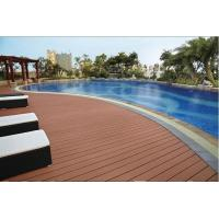 Wholesale swimming pools decoration wood & plastic composite wpc decking from china suppliers
