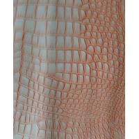 Wholesale Sofa PVC Artificial Leather 0.65 - 0.75mm Thickness Elastic Anti-Mildew for Furniture from china suppliers