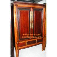 Buy cheap Antique Rose Wood Sa Cabinet, Chinese furniture, silk embroidery, cushion, from wholesalers