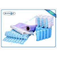 Wholesale 9G-120 Gram Multi Color 47cm Width PP Spunbond Non Woven Fabric For Box Spring Cover from china suppliers