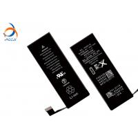 Quality Brand new high quality li-polymer replacement internal battery for IPHONE 5S/5C with 3.8V 1560mAh for sale
