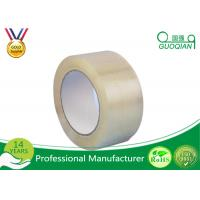 Wholesale 55 Yds Length Low Noise Polypropylene Clear Adhesive Tape For Carton Sealing from china suppliers