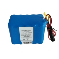 Wholesale 18650 11000 MAH 12 Volt Deep Cell Lithium Battery Pack from china suppliers