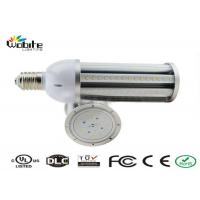 Buy cheap Street Landscape 54W LED Corn Light Bulb E27 E40 PC Cover Low Consumption from wholesalers
