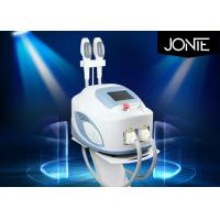 Buy cheap 2000W E - Light RF IPL Hair Removal Machines Portable For Female Salon from Wholesalers