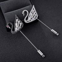 China wedding swans crystal necklace crystal earring crystal brooch on sale