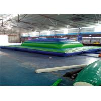 Wholesale Professional 0.55mm Pvc Outdoor Blow Up Toys Inflatable Mountain Air Bag from china suppliers