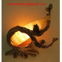 Wholesale Decorative Warm White Resin LED Wall Light from china suppliers
