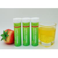 Wholesale Apple Vinegar Slim Fizz Tablets Customized Formula With Private Label ISO Approved from china suppliers