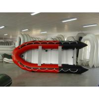 Wholesale Full Colors Inflatable Sport Boat 86 KG 410 Cm Folding Sailing Boat For Patrolling from china suppliers