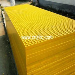 Wholesale plastic drain cover grating, frp grating price, frp plastic floor grating from china suppliers