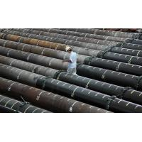 China Cr - Mo alloy steel pipes ASTM A691 1Cr 3Cr 5Cr 9Cr Electric Fusion Weldding pipe on sale