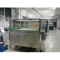 Quality Beverage Processing Machinery Vacuum Cooling Machine Spray Cooling Tunnel for sale