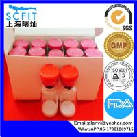Wholesale In 2016, Hot seller Melanotan-II CAS 121062-08-6 Polypeptide Hormones for Bodybui with USP Grade from china suppliers