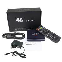 Wholesale 2.4Ghz Wifi 4k Quad Core Android TV Box , A95X R1 Android Media Player Box Kodi from china suppliers