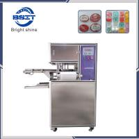 China high speed manual HT-980A  soap wrapping packing machine with one convery belt on sale